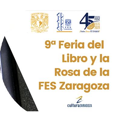 9ª Feria del Libro y la Rosa de la FES Zaragoza