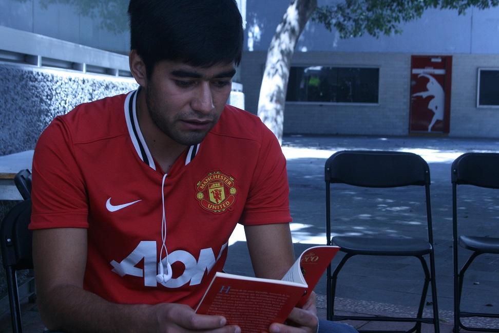 La lectura contribuye a formar mejores ciudadanos: José Antonio De los Reyes