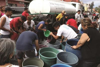 Libro coordinado por la UAM aborda problemáticas y soluciones en torno al agua