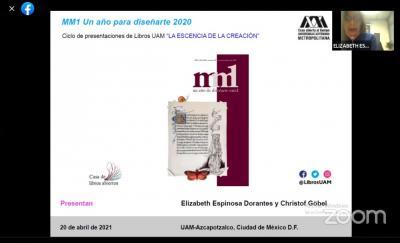 Especialistas presentan anuario de diseño de la Unidad Azcapotzalco