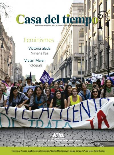 """Número 67, época V, marzo-abril de 2021, """"Feminismos""""."""