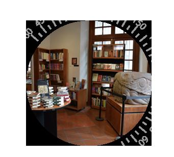 Librería Juan Pablos Casa de la Primera Imprenta de América