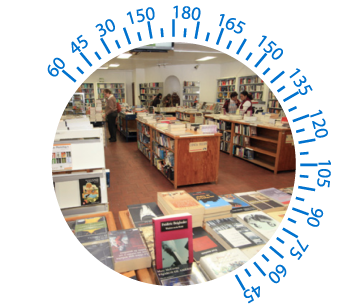 Librería Unidad Iztapalapa