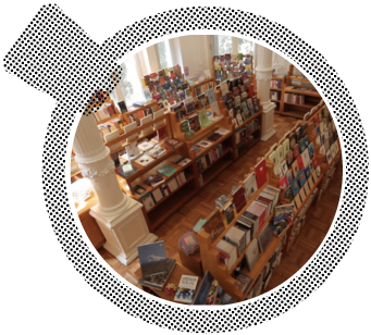 Librería José Vasconcelos Casa del tiempo